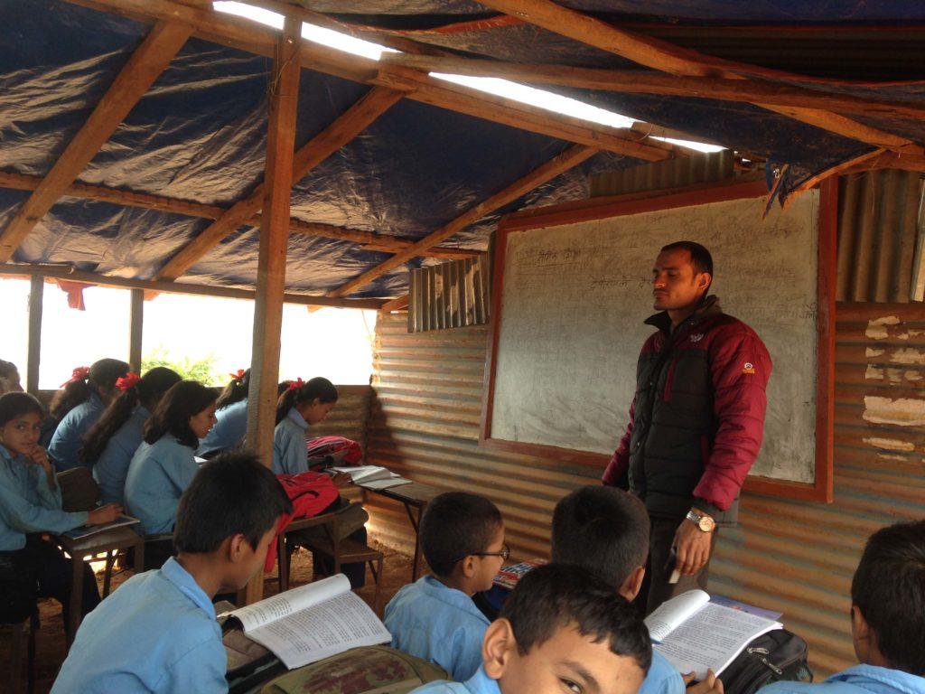 Teaching volunteer (9)
