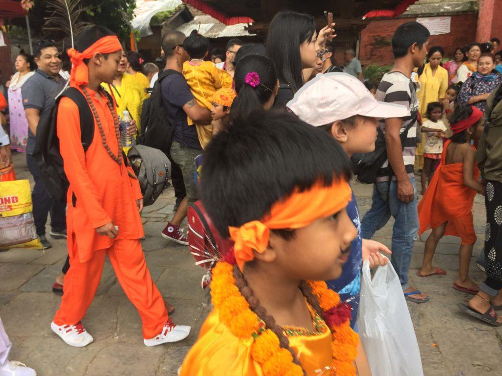 Gai jatra festival tour (30)
