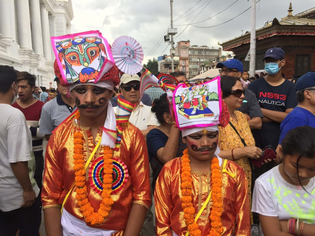 Gai jatra festival tour (57)