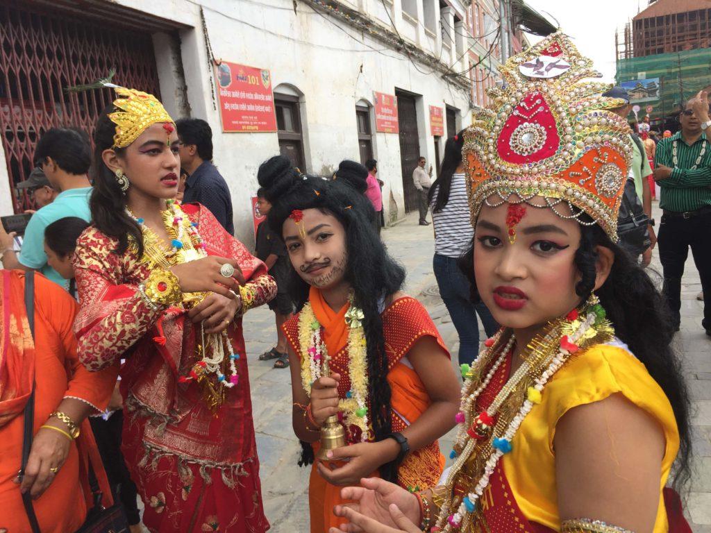 Gai jatra festival tour (62)