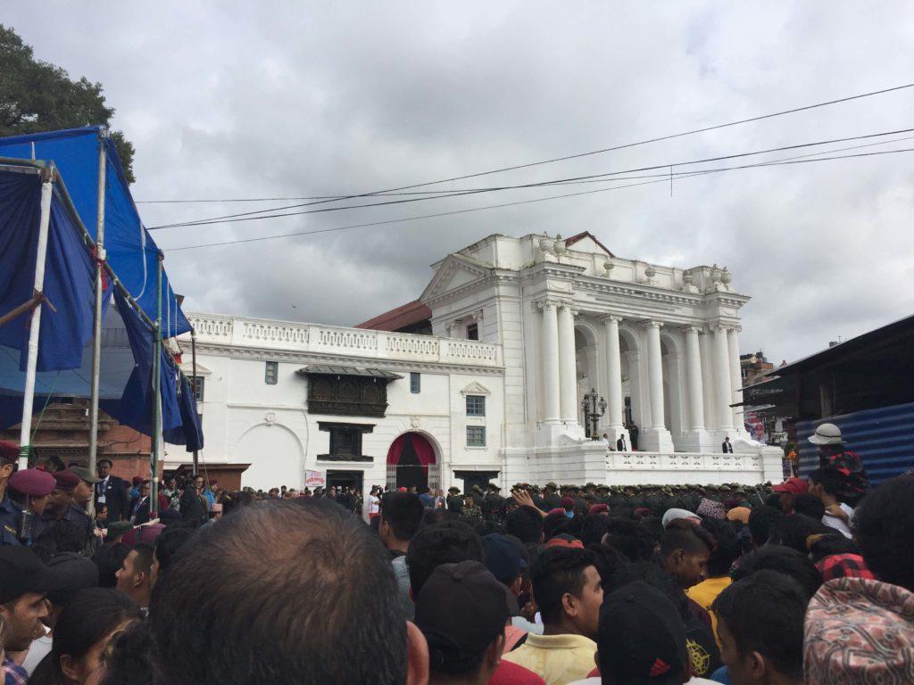 Indra jatra tour (1)