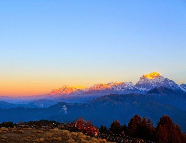 Annapurna khopra danda trek (1)