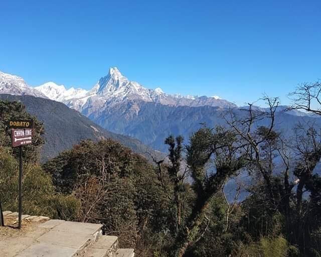 Annapurna khopra danda trek (2)