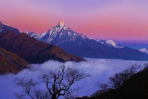 Annapurna khopra danda trek (3)