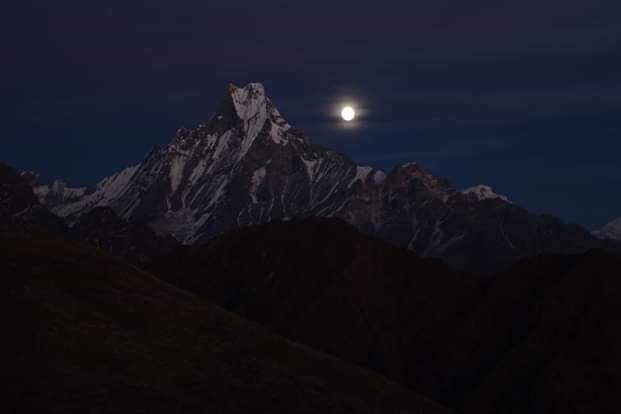 Annapurna khopra danda trek (7)