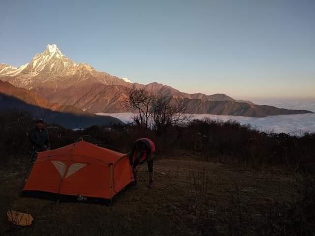 Annapurna khopra danda trek (8)