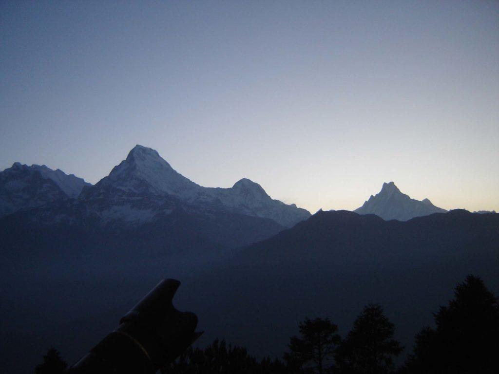 Ghorepani poon hill ghandruk trek (1)