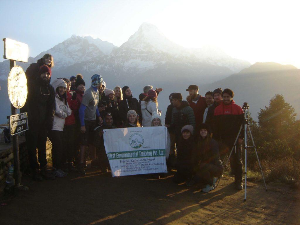 Ghorepani poon hill ghandruk trek (11)