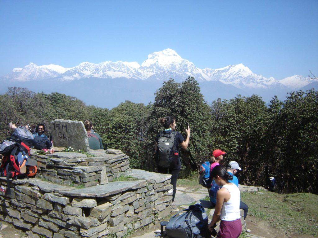 Ghorepani poon hill ghandruk trek (12)