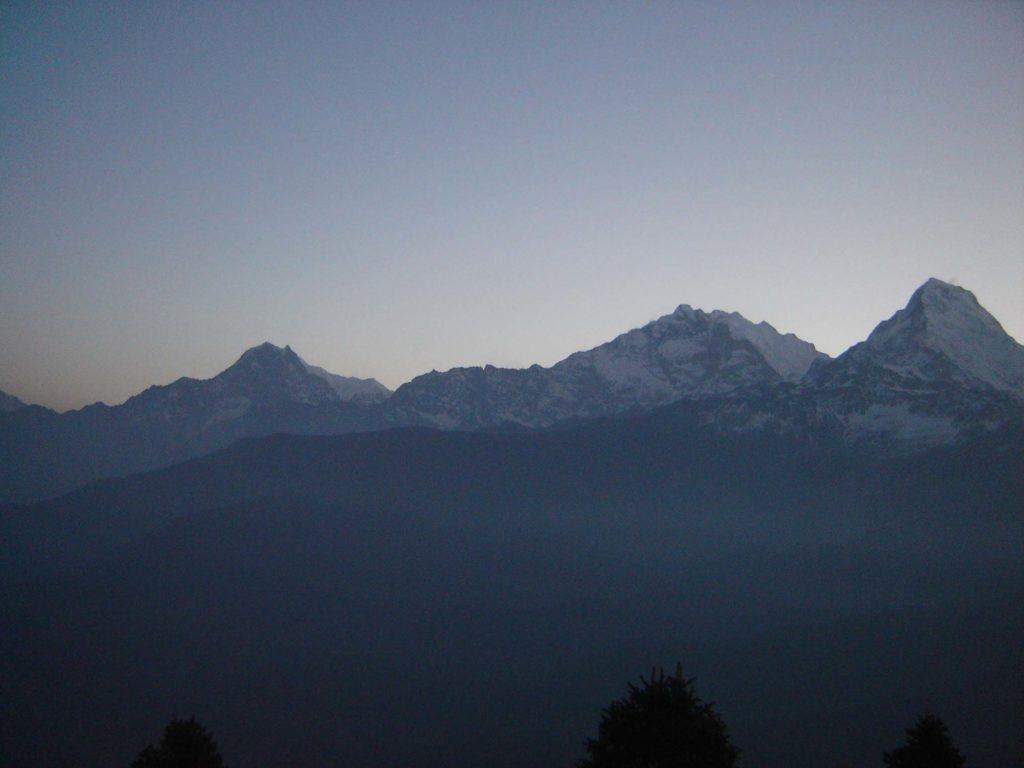 Ghorepani poon hill ghandruk trek (2)