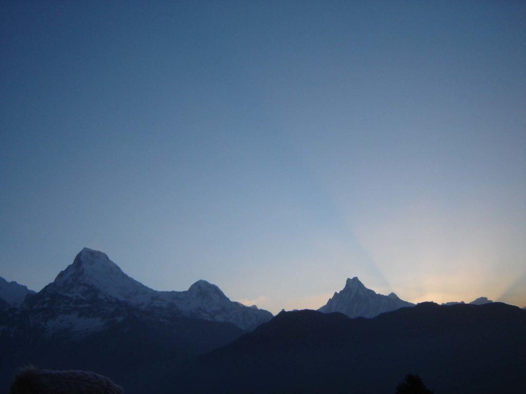 Ghorepani poon hill ghandruk trek (5)