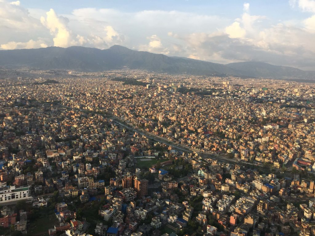 Kathmandu valley and chitwan helicopter tour (11)