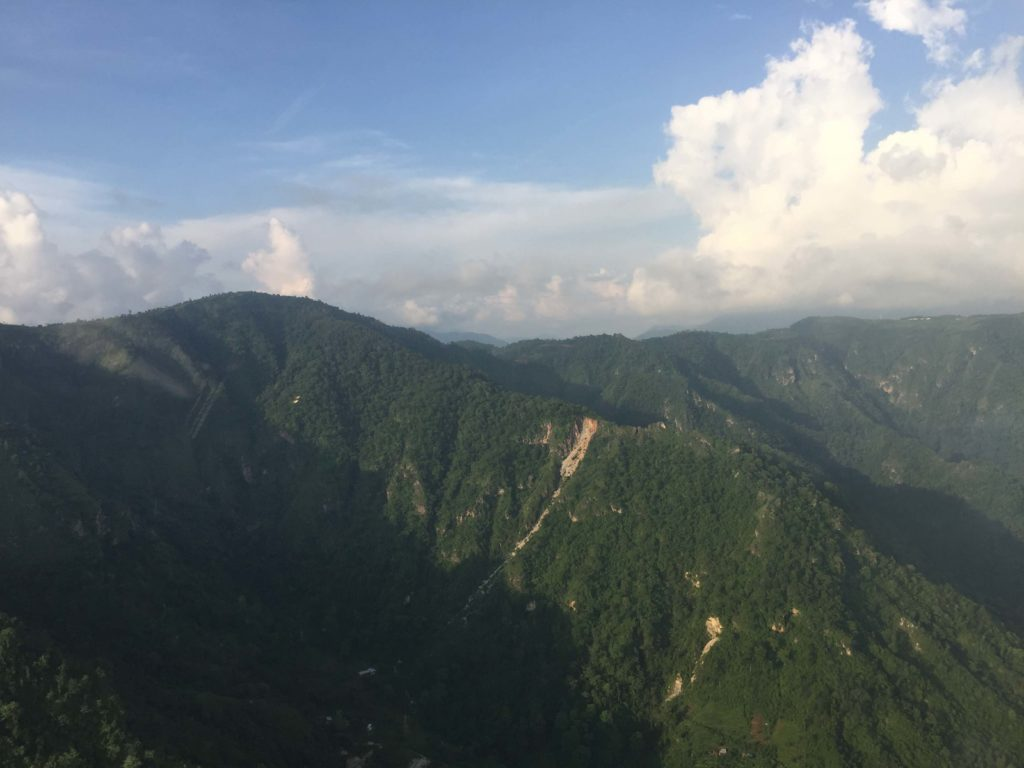 Kathmandu valley and chitwan helicopter tour (33)