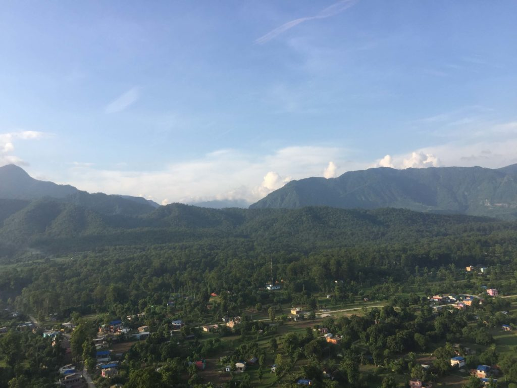 Kathmandu valley and chitwan helicopter tour (40)