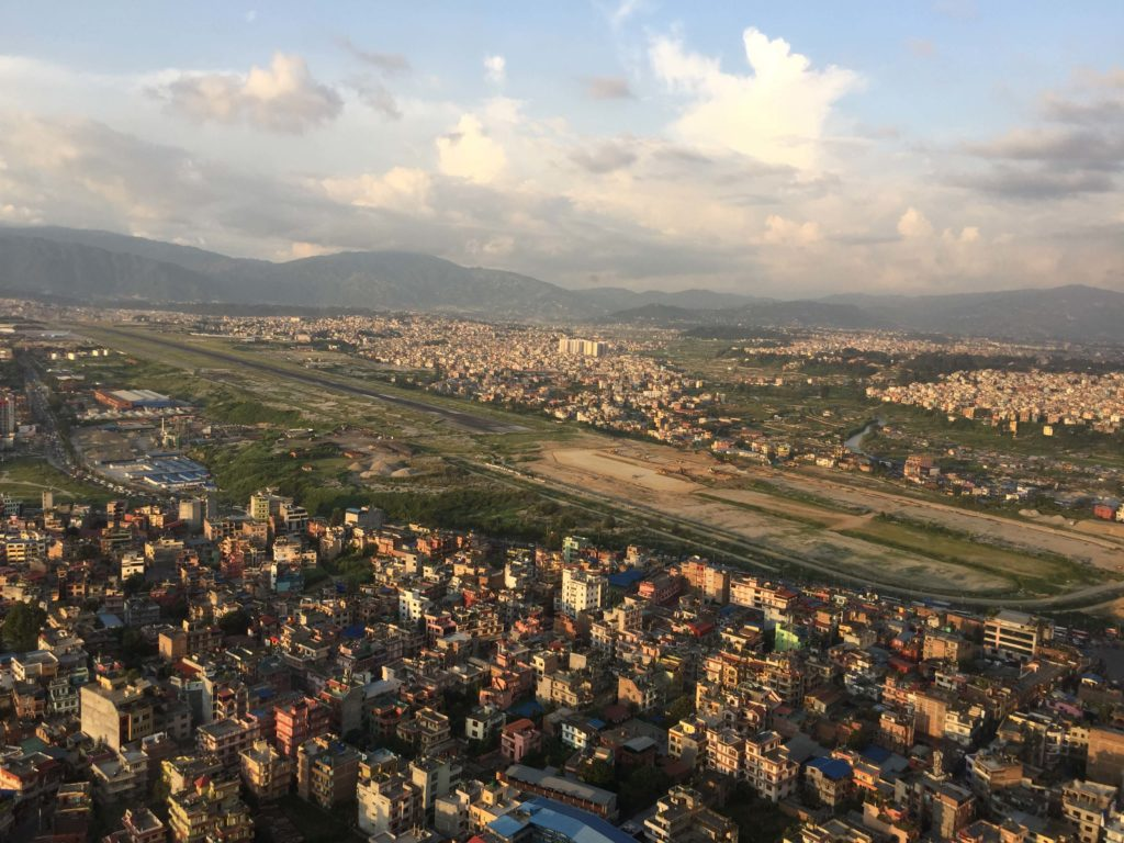 Kathmandu valley and chitwan helicopter tour (8)