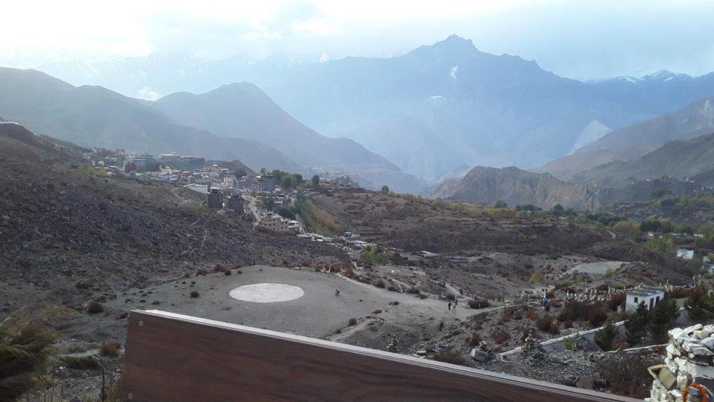 Upper mustang trek in drive out (15)