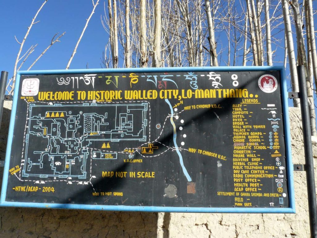 Upper mustang trek in helicopter fly out (11)