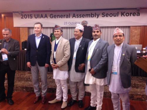 South Korea UIAA International General Assembly (10)