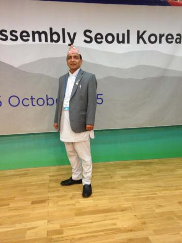 South Korea UIAA International General Assembly (25)