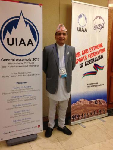 South Korea UIAA International General Assembly (7)