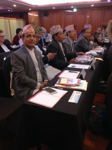 South Korea UIAA International General Assembly (8)