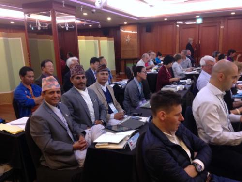 South Korea UIAA International General Assembly (9)