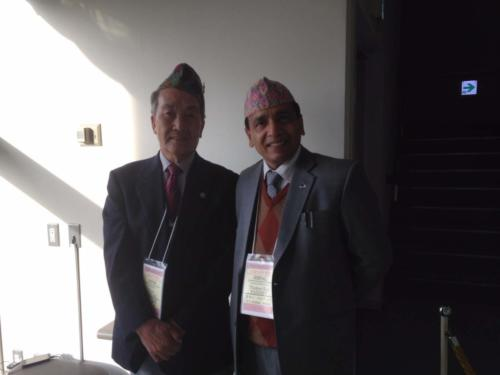 The Union of Asian Alpine Associations (UAAA) at Japan (13)