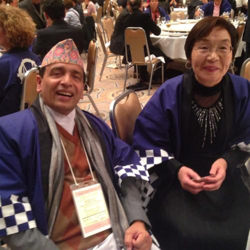 The Union of Asian Alpine Associations (UAAA) at Japan (15)