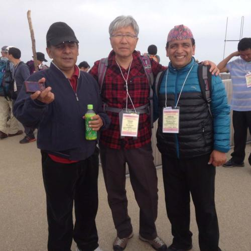 The Union of Asian Alpine Associations (UAAA) at Japan (16)