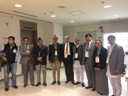 The Union of Asian Alpine Associations (UAAA) at Japan (20)