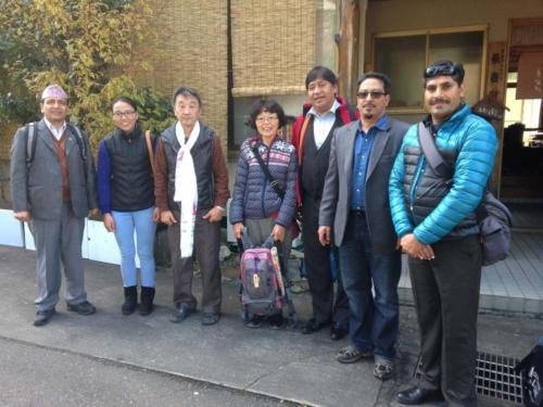 The Union of Asian Alpine Associations (UAAA) at Japan (22)