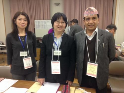 The Union of Asian Alpine Associations (UAAA) at Japan (8)